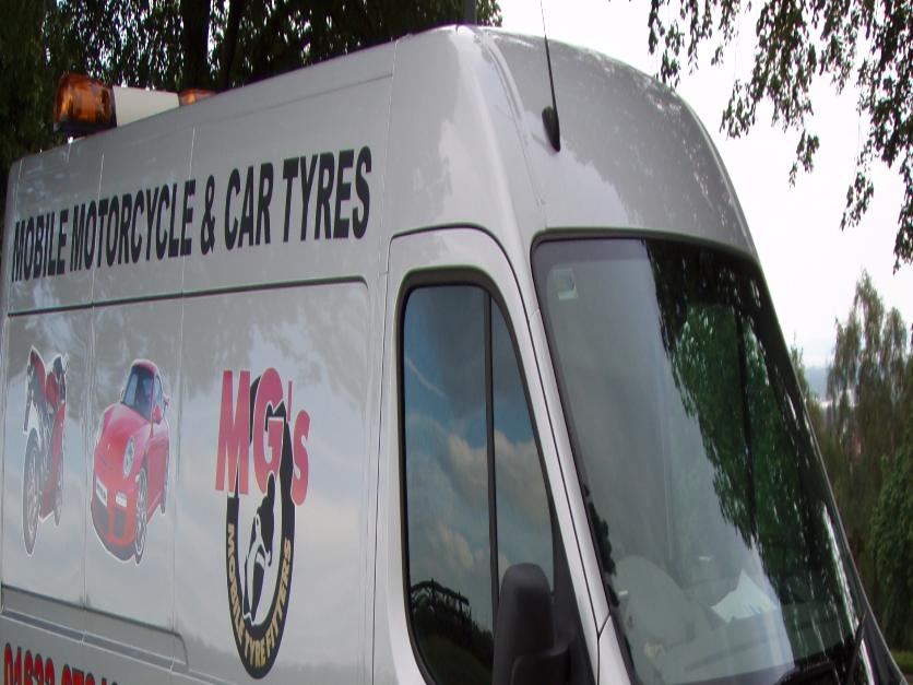Mobile tyre fitters,motorcycle tyres,car tyres